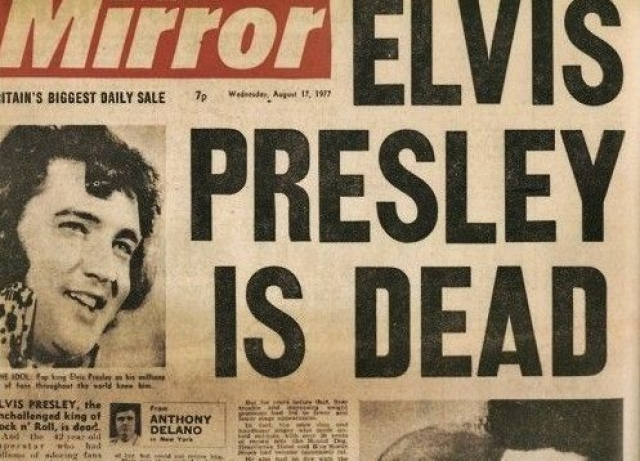 Тем не менее, вследствие полузасекреченного характера расследования существует также множество других версий смерти наравне с популярной легендой, что певец до сих пор жив.