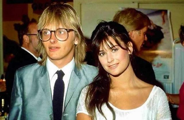 Эти двое поженились, когда будущей звезде кино было всего 17, а Фредди уже 30. Брак продлился 5 лет.
