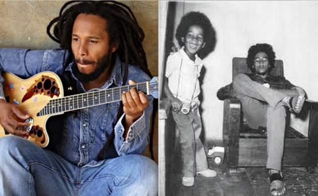 """Дэвид """"Зигги"""" Марли родился в 1986 году. Он также входил в состав The Melody Makers и продолжает выступать и записывать альбомы для взрослых и детей, став обладателем четырех премий Грэмми."""