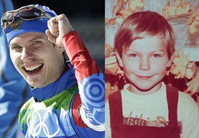 Евгений Устюгов родился в спортивной семье, поэтому вместе со своим старшим братом встал на лыжи очень рано — в 3 года, причем долгое время не состоял в лыжных или биатлонных секциях, так как они находились далеко от дома.