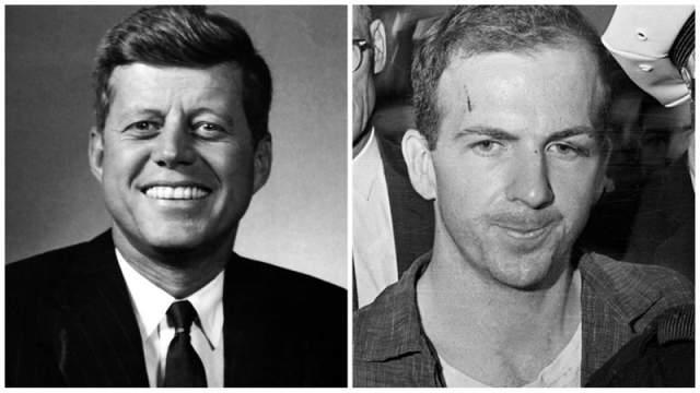 Ли Харви Освальд. Жертва: Джон Кеннеди. Сторонники теорий заговора в один голос кричат о том, что Ли Освальд — всего лишь подставное лицо. Факты таковы: 22 ноября 1963 года американский президент Джон Кеннеди был застрелен в Далласе со значительной дистанции.