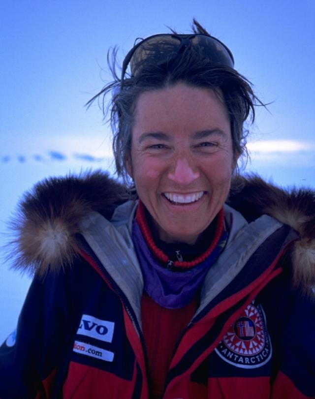 1 мая 1986 года. Энн Бэнкрофт стала первой женщиной, совершившей поход до Северного полюса.