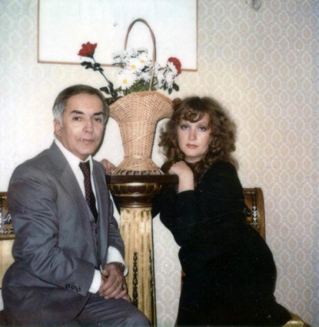 """Константин Орбелян . Из """"Веселых ребят"""" Алла пришла в оркестр Константина Орбеляна в 1976 году, с которым закрутила непродолжительный роман."""