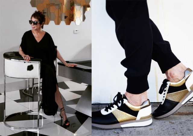 Дорри ведет модный блог и делится своими стилистическими экспериментами.