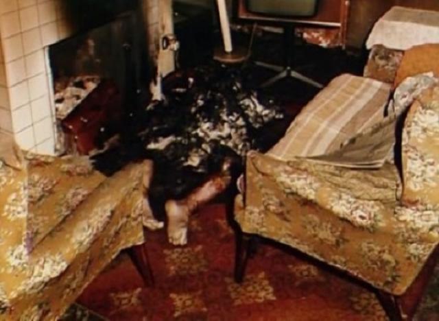 Еще одно самовозгорание человека произошло в Ирландии в 2010 году. Обожженное тело 76-летнего Майкла Фахерти было найдено у камина в его квартире, не было практически никакого ущерба от пожара.