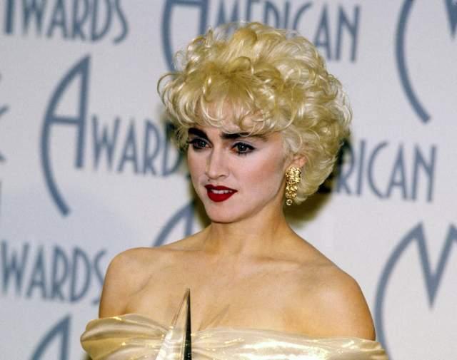 Мадонна образца 1987.