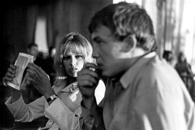 """В августе 1966 Ален и Натали стали супругами, а несколько месяцев спустя актер заявил в присутствии свидетелей своему телохранителю: """"Если ты меня обворуешь, я тебя прощу, но если ты переспишь с моей женой – могу и убить""""."""