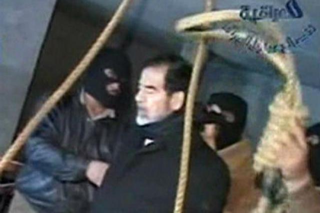 5 ноября 2006 года Высший уголовный трибунал Ирака признал Саддама Хусейна виновным в организации убийства 148 иракских шиитов и приговорил бывшего президента к высшей мере наказания — смертной казни через повешение.