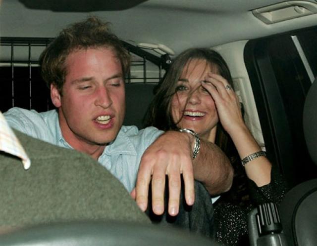 """Кейт Миддлтон и принц Уильям. Еще одна супружеская чета отдохнула """"по-королевски""""."""