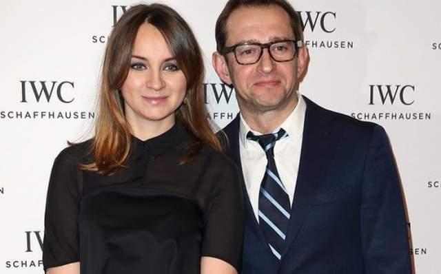 В 2013 году неожиданно пресса узнала, что Хабенский женился, причем актер никому не показывает новую семью до сих пор.