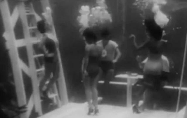 Конкурс красоты под водой. В 1949 году в городе Вики Уочи Спрингз, Флорида состоялся первый, да и, наверное, последний, конкурс красоты под водой. Он был организован местным парком водных развлечений в качестве рекламной акции.