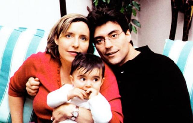 Чтобы не брать с собой малыша, актриса отдала сына в интернат, откуда потом его забрала мать Татьяны.