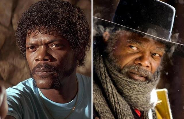 Сэмюэл Л. Джексон. Актер востребован как никогда, ежегодно его можно увидеть в нескольких картинах.