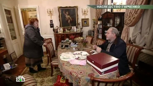 После этого в прессе не раз всплывали скандалы по поводу наследства Гурченко. Так, Мария взломала квартиру Сенина и потребовала отдать ей все личные вещи своей покойной матери. Сергей не стал препятствовать.