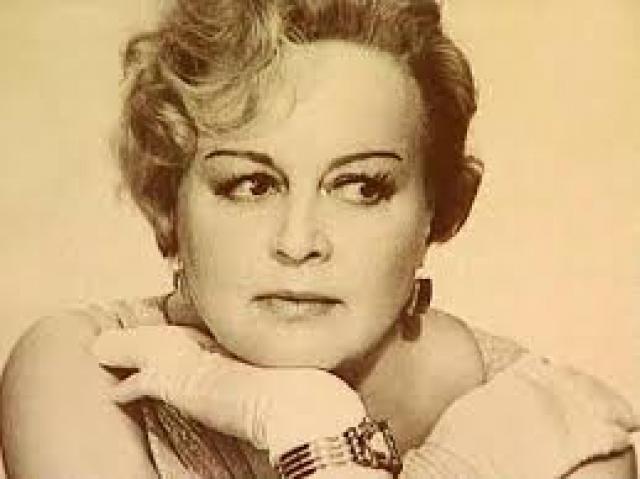 Через пять лет актрису реабилитировали, она вернулась в театр и снова начала сниматься.