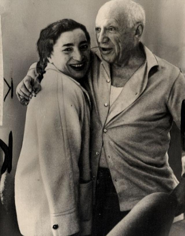 На протяжении почти 20 лет Жаклин была практически единственной его моделью, появившись на порядка 400 портретов.