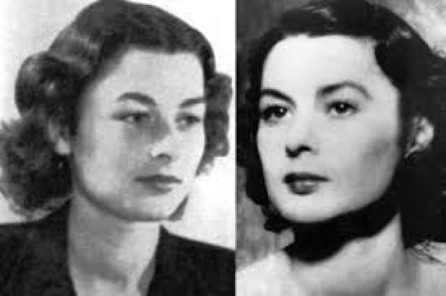 Виолетта Жабо. 1921-1945. В 23 года стала вдовой и вступила в ряды британской разведки. В 1944 году отправилась в оккупированную Францию с секретным заданием, чтобы передавать в штаб данные о численности и местоположении сил противника, а также проведения ряда диверсионных действий.