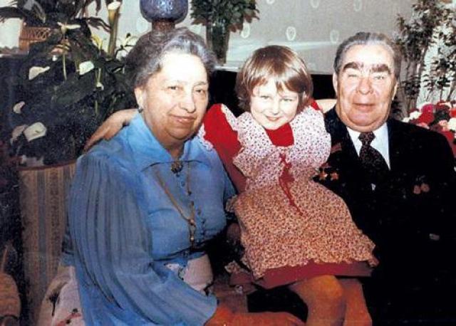 Супруги прожили вместе почти 55 лет, до самой смерти Брежнева.