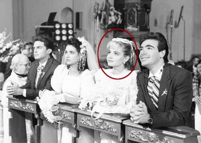 """Анхелика Ривера. В России женщина больше известна не как первая леди Мексики, а как звезда мексиканских телесериалов, например """"Просто Мария""""."""