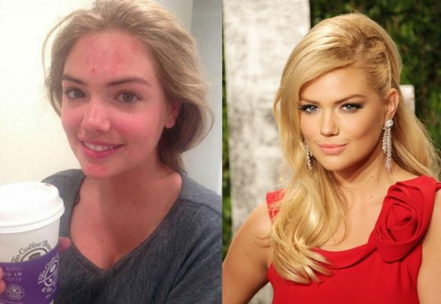"""Кейт Аптон. Именно эта девушка была однажды названа самой сексапильной моделью """"плюс-сайз"""". Верите?"""