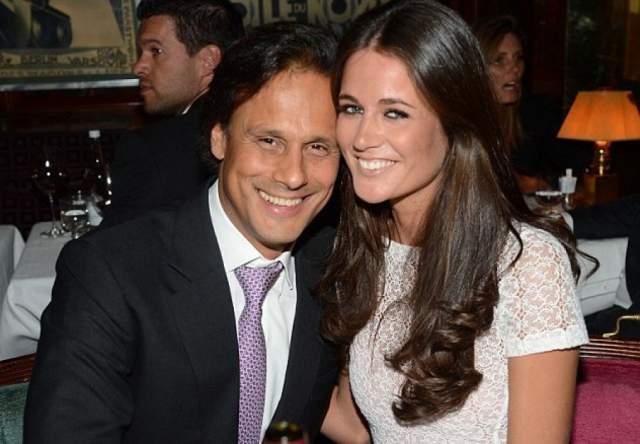 Теперь Найар обручен уже с другой девушкой, которую называют близнецом Херли. Ким Джонсон тоже модель.