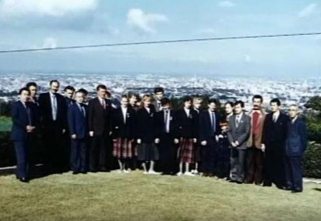 В 1987 году судьба вновь улыбнулась семерке и их пригласили в Японию, где им предстояло выступать перед огромной аудиторией. Возможно, именно эта поездка окажется злополучной.