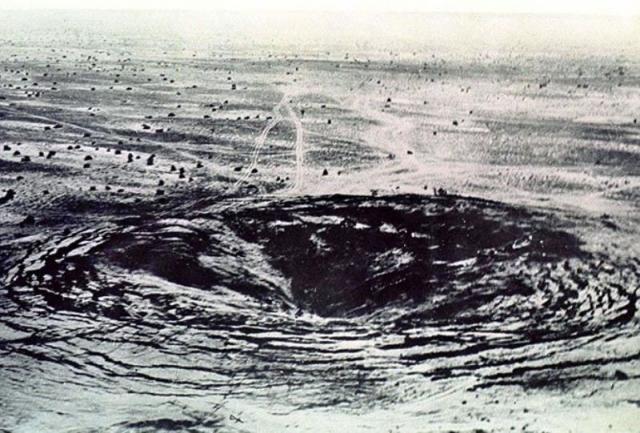 Секретность с эксперимента была снята лишь в 1993 году, тогда появились заявления, что в результате испытания ядерного оружия 14 сентября 1954 года 45000 солдат и 10000 мирных жителей были подвергнуты ядерному облучению в качестве эксперимента, целью которого являлось выяснение того, как радиация влияет на человека.