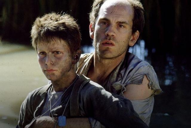 """В том же 1987 году Кристиан уже сыграл главную роль в картине Стивена Спилберга """"Империя солнца"""", которая принесла юному актеру мировую известность и награду от Национального совета кинокритиков США."""