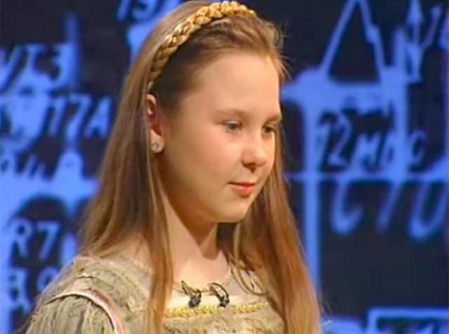 """Пелагея. Уже практически никто не помнит, но в 1996 году 10-летняя певица участвовала в """"Утренней звезде"""". Причем она прошла на него, обойдя правила."""