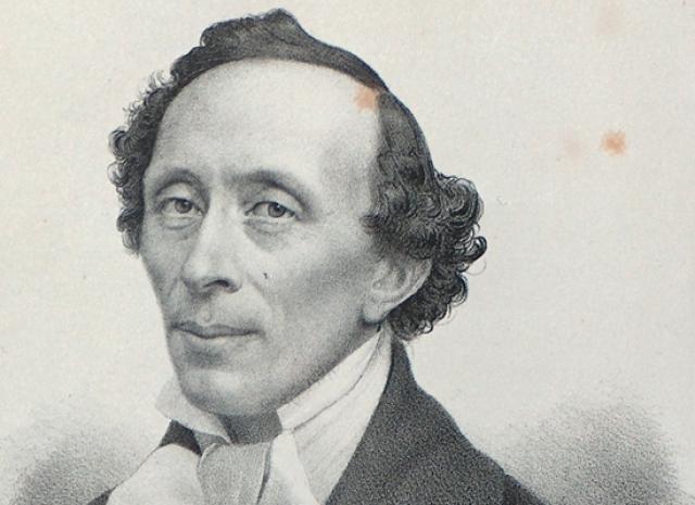 Ганс Христиан Андерсен. Сказочник никогда не был популярен у женщин. Эксцентричный, плохо одетый, болезненно воспринимающий критику, он и сам нестремился к любовным приключениям, пока в 1840 году, когда он встретил певицу Дженни Линд.