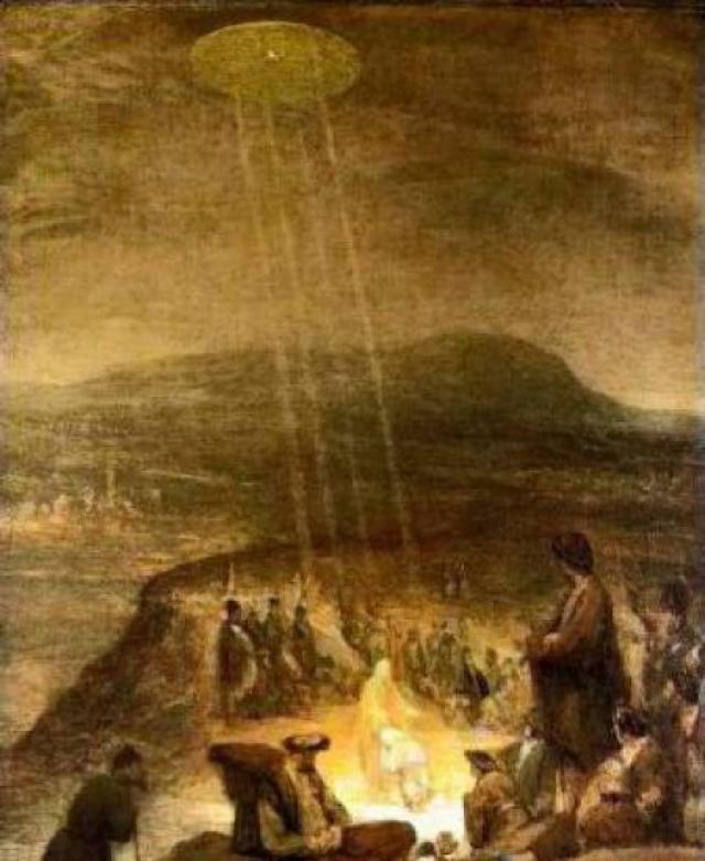 А это картина Крещение Христа 1710 года авторства Арта де Гелдера.