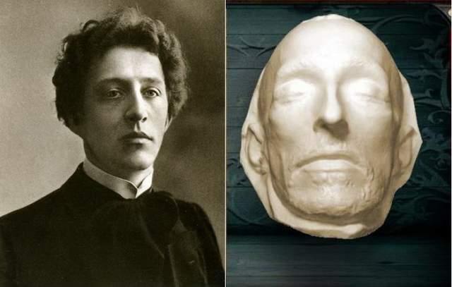 Александр Блок. Поэт незадолго до смерти оказался в тяжелом материальном положении, серьезно болел и 7 августа 1921 года умер в своей последней петроградской квартире от воспаления сердечных клапанов, на 41-м году жизни.