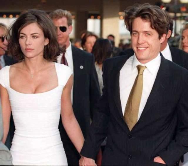 Знаменитая английская актриса и модель до него встречалась с голливудским актером Хью Грантом.