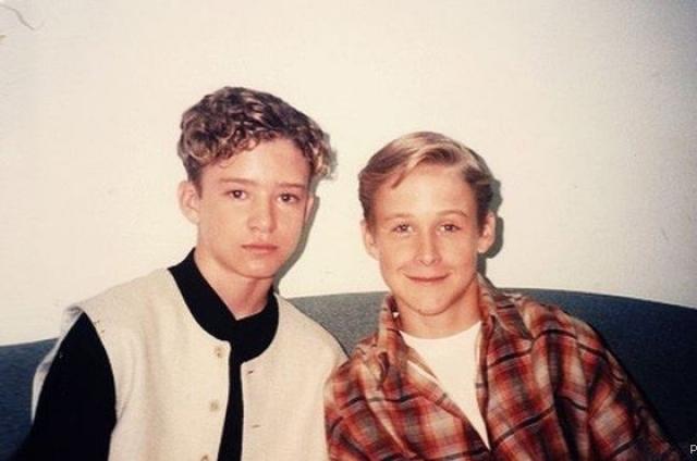 """Райан Гослинг. Актер впервые появился на телевидении в 13 лет, будучи членом """"Клуба Микки-Мауса""""."""
