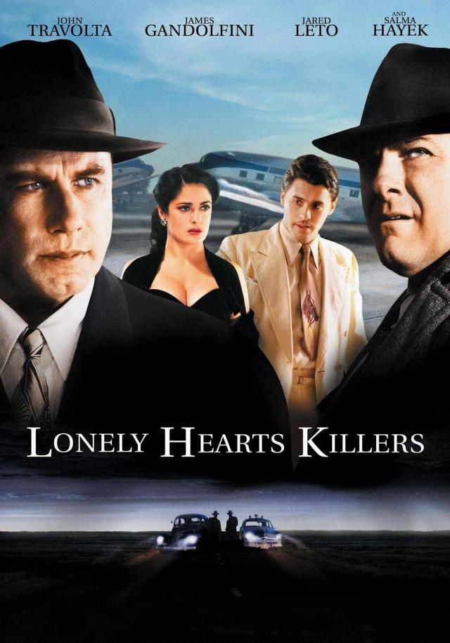 """"""" Одинокие сердца """" (2006). По сюжету брачный аферист знакомится с одинокими женщинами и выманивает деньги, а после знакомства с бывшей медсестрой соглашается на убийства женщин."""