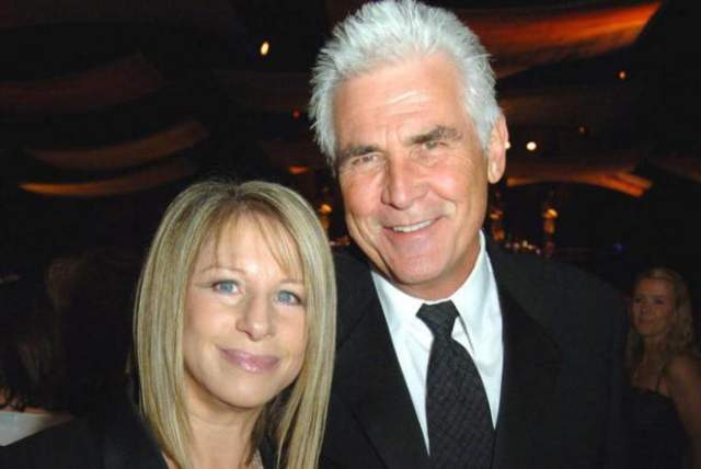 А второй раз она вышла замуж в 1998 году за Джеймса Бройлина.