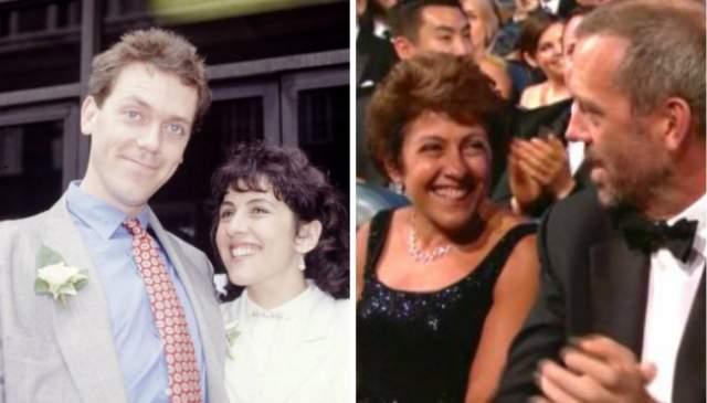 Хью Лори и Джо Грин, 29 лет в браке. Жена Хью Лори Джо Грин совершенно не подходит под голливудские стандарты — ростом невелика, работает театральным администратором и зачастую причудливо одета, использует минимум косметики. Но для него она лучшая.