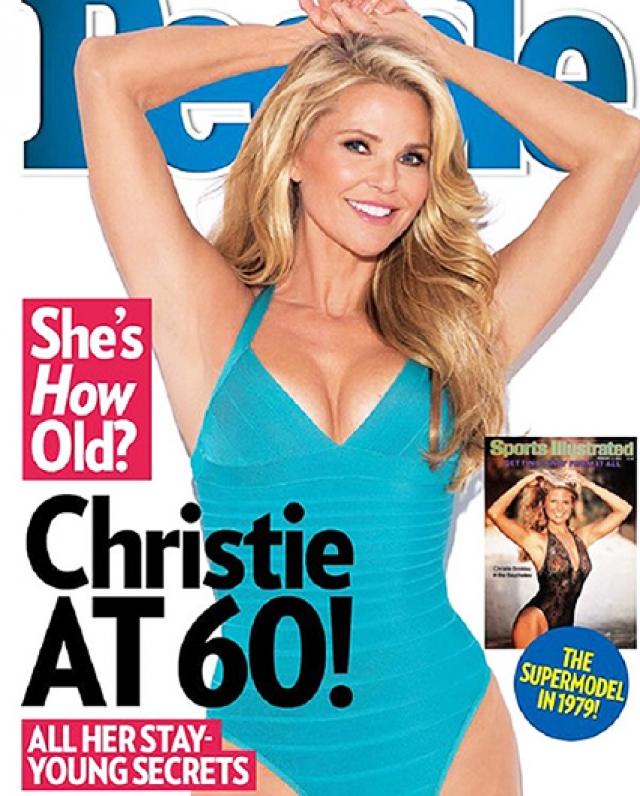 В 2014 году Бринкли даже украсила обложку американского журнала People.