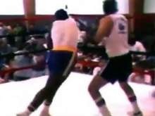 В Сети появилось уникальное видео боя юного Майка Тайсона