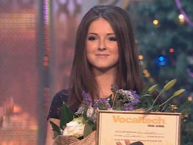 "Нюша. В 2007 году Анна Шурочкина победила в ТВ-конкурсе ""СТС зажигает суперзвезду""."
