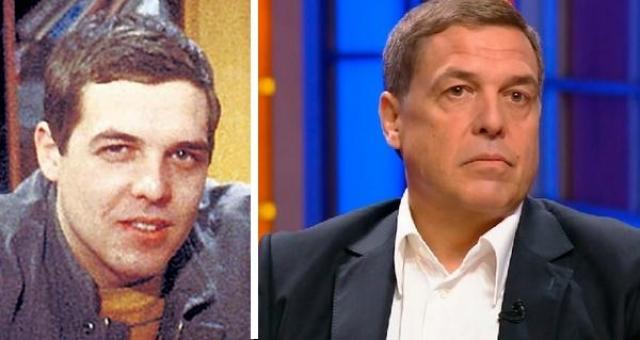 """Александр Любимов стал корреспондентом, а затем и ведущим программы """"Взгляд"""" в 1987 году."""