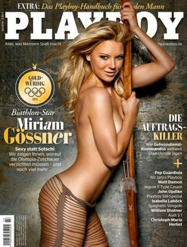 Мириам Гесснер. Уже в 20 лет Мириам выступала в лыжной команде Германии и выиграла серебро Игр в Ванкувере.