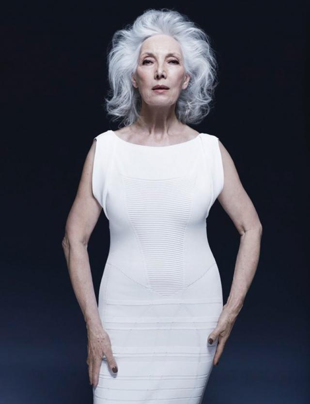 Затем Валери вернулась на подиум, лишь когда ей перевалило за 60 лет и снова стала очень популярной среди модных домов.