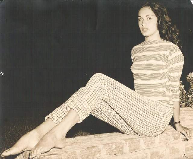 Сусана Дёйм (Венесуэла) - Мисс мира 1955.
