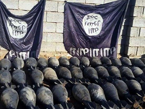 Картинки по запросу Химоружие Запада в Сирии:
