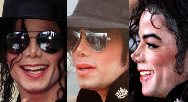 """В 1993 году Майкл говорил: """"Я никогда ничего не делал ни со скулами, ни с глазами, ни с губами"""". А о внешности в целом он сказал: """"Я стараюсь не смотреть в зеркало. Я всегда недоволен тем, что вижу""""."""