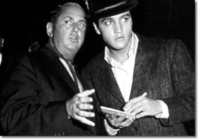 Пожалуй, единственным верным человеком на протяжении всей жизни Пресли оставался его бессменный импресарио полковник Том Паркер.