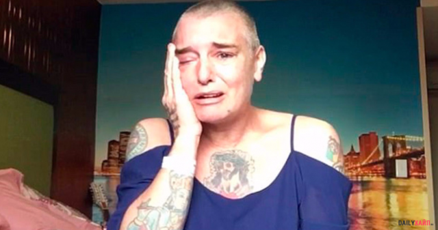 Год спустя, 10 августа 2017 года Шинейд опубликовала в Facebook душераздирающее видео, снятое в номере гостиницы на окраине Нью-Джерси. 50-летняя звезда рыдала и говорила, что собирается покончить с собой.