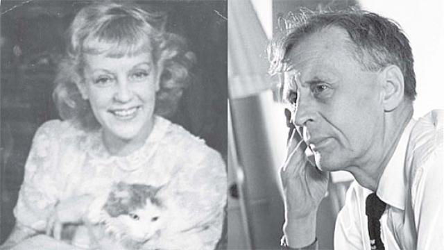 Как директор Мосфильма он запретил снимать в кино бывшую жену: после 1954 года Ладынина не сыграла ни одной роли. Чтобы прокормиться, она ездила с концертами по стране.