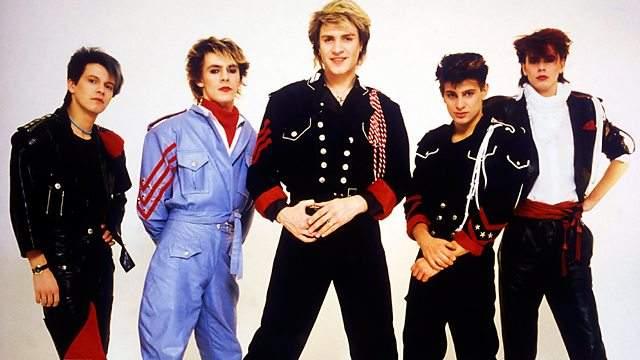 Duran Duran. Британская поп-рок-группа была одной из самых популярных в мире в первой половине 80-х годов.